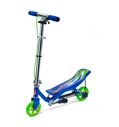 SPACE SCOOTER JUNIOR (X360) - BLUE