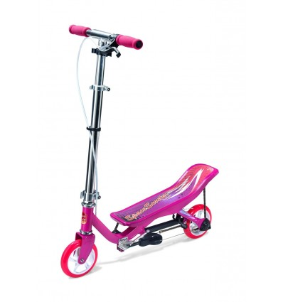 SPACE SCOOTER JUNIOR (X360) - PINK