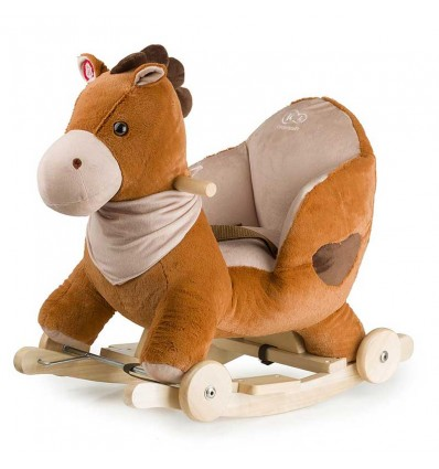 Kinderkraft Brown Horse Ride-On Rocker