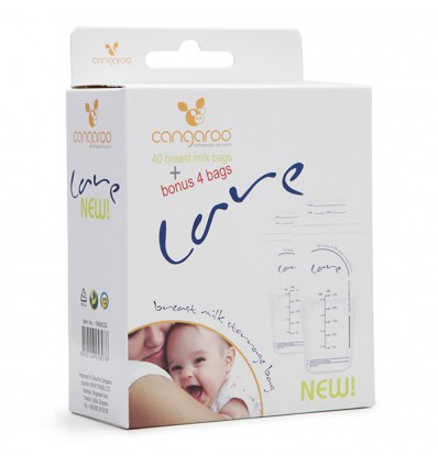 Cangaroo 'Care' Breast Milk Storage Bags