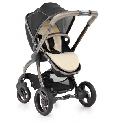 egg® Stroller Shadow Black