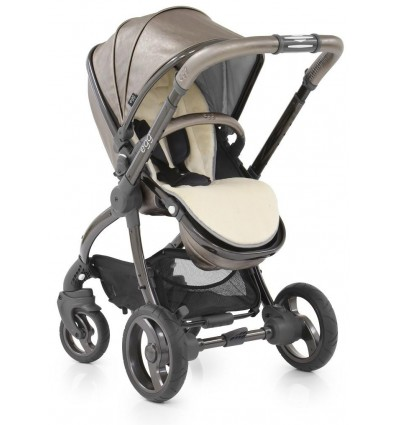egg® Stroller Titanium & Bag