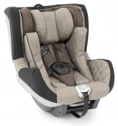 Oyster Carapace Toddler Car Seat(i-Size)