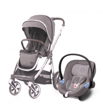 BabyStyle Oyster 3 & CYBEX Aton M Pack