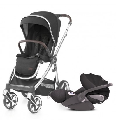 BabyStyle Oyster 3 & CYBEX Cloud Z Pack
