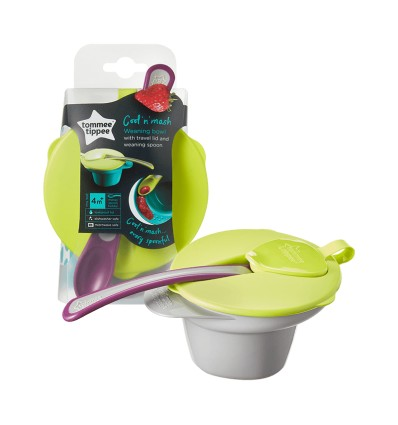Tommee Tippee Cool and Mash Μπολ