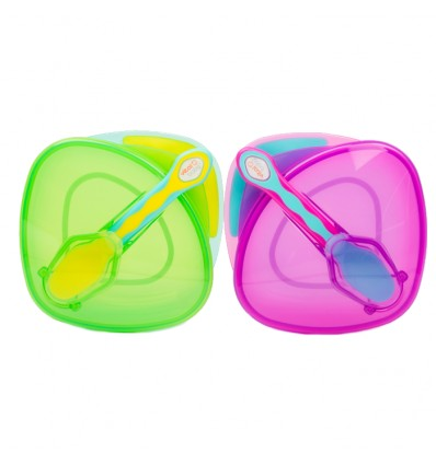 Vital Baby On the Go Weaning Set