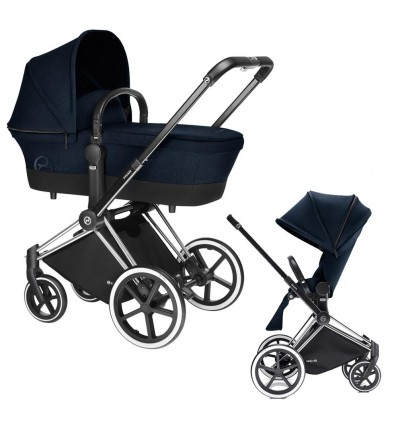 Cybex Priam Including Luxury Carrycot