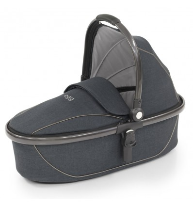 egg® Carrycot Καροτσιού, Carbon Grey 2019 Edition