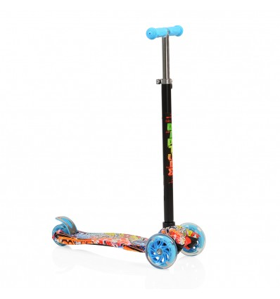 Cangaroo Scooter Rupture blue