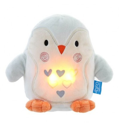 The Gro Company's Percy the Penguin - Light and Sound Sleep Aid