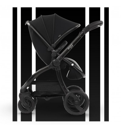 egg® Stroller 2019 Just Black Special Edition