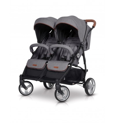 EasyGo DOMINO twin stroller