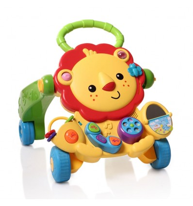 Moni Toys Walking toy Lion
