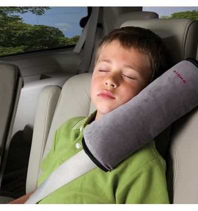 Diono Seatbelt Pillow - Grey
