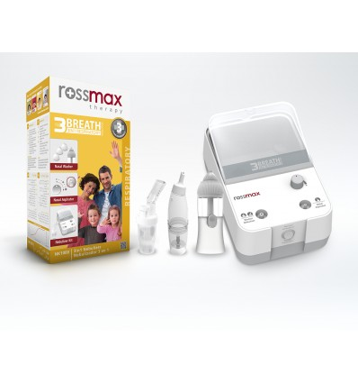RossMax Nebulizer and Nose clener Suction