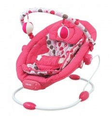 Babymix bouncer with music and vibration