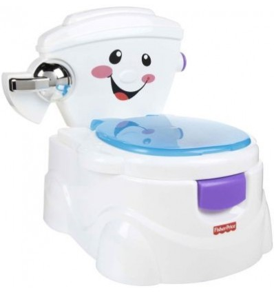 Fisher Price gio-gio toilet trainer