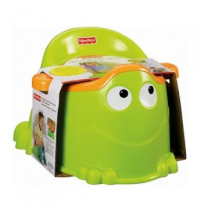 FISHER PRICE - CUSTOM COMFORT FROGGY POTTY